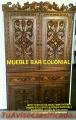TALLADOS Coloniales Peruanos Muebles