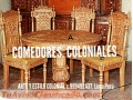 TALLADOS COLONIALES PERUANOS FABRICÓ DISEÑO Lima Perú