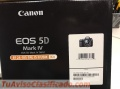 EOS 5D Mark IV EF 24-105 f/4L IS II USM Sealed In Box