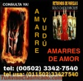 DOMINA A TU PAREJA CON AMARRES VUDÚ (011502) 33427540