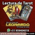 EL TAROT DEL MAESTRO LEONARDO
