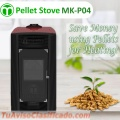 Pellet Stove MK-P04
