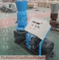 Electric Pellet Mill MKFD300R