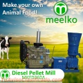Diesel Pellet Mill MKFD360A