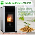 Pellet Stove MK-P01