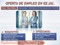 SOLICITAMOS PERSONAS DE HABLA HISPANA PARA TRABAJAR EN LOS EEUU ( LAS VEGAS-NEVADA)