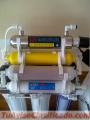 Purificador de agua Osmosis Inversa 8 etapas con Uv